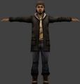 Johnny 3D Model