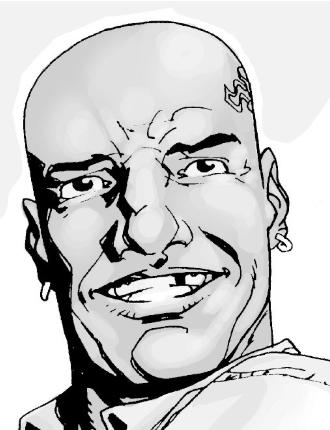 Dexter (Comic Series)