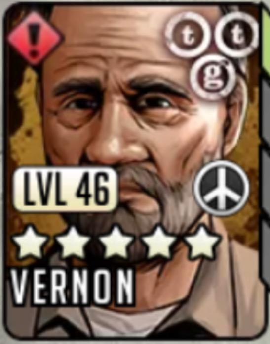 Vernon (Road to Survival)