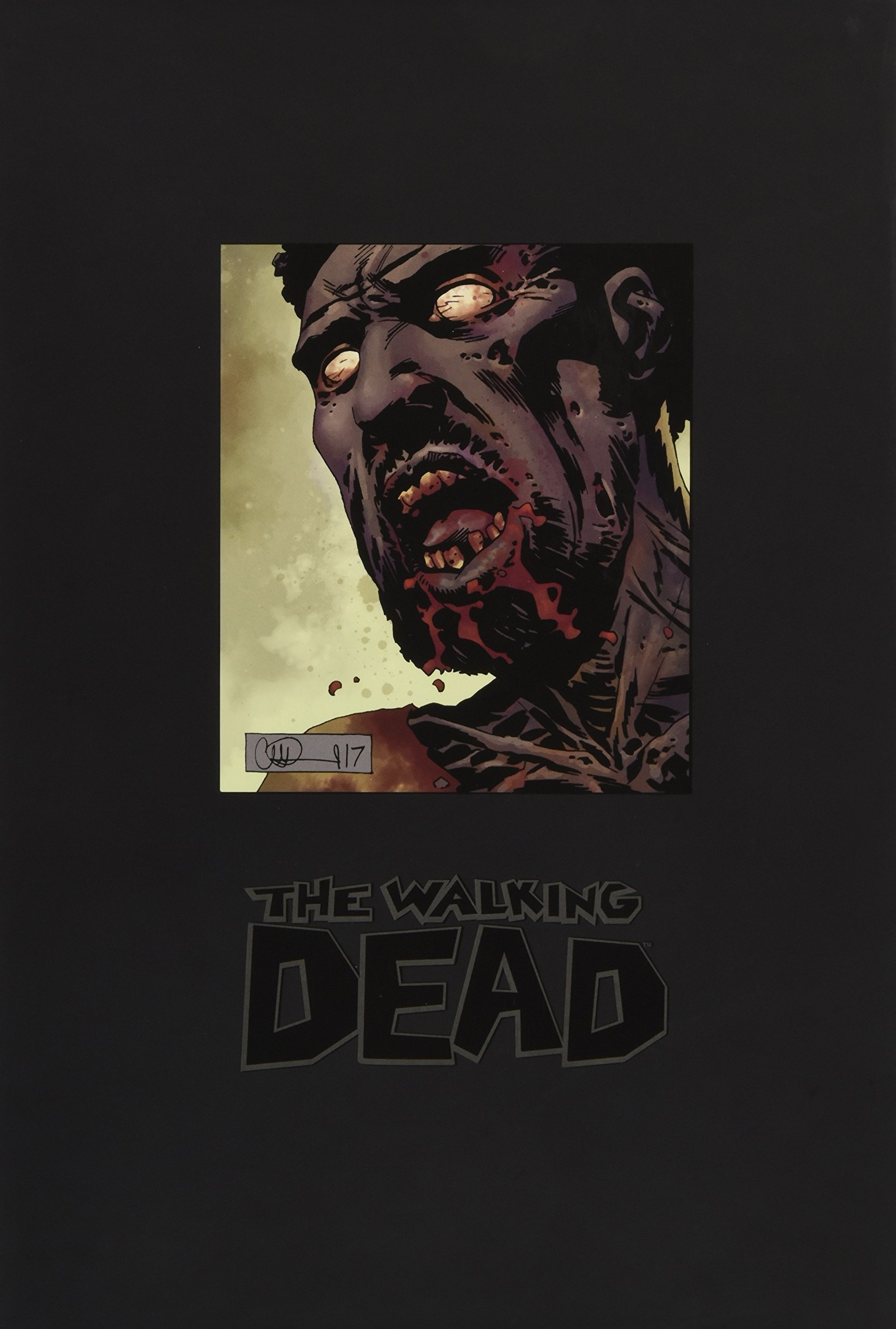 The Walking Dead: Omnibus Seven
