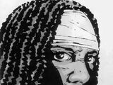 Michonne Hawthorne (Novel Series)