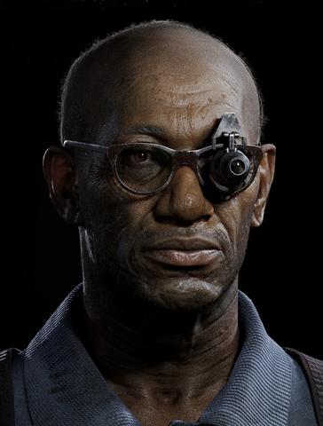 Caleb Bernard (Overkill)