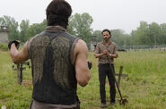 Daryl and Rick 4x02
