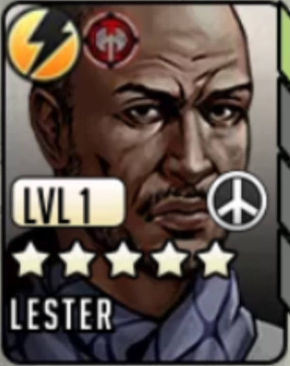 Lester (Road to Survival)