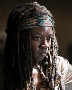 Season 5 Michonne