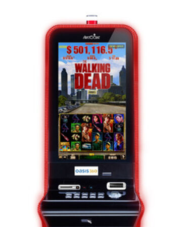Walking Dead Slot Machine