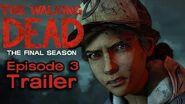 "The Walking Dead Final Season ""Broken Toys"" Trailer Ep"