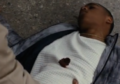 Calvin, dead after being accidentally shot by Nick