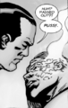 Issue 105 Negan Aftermath