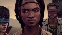 The Walking Dead Michonne - Behind the Scenes Trailer