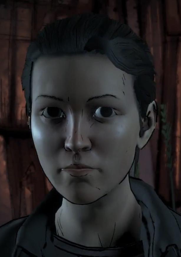 Female Villager (Video Game)