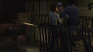 AND Balcony Fight