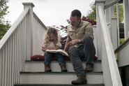 9x03 Rick and Judith storytime