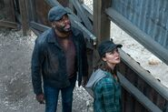 FTWD 6x10 Victor and Sherry