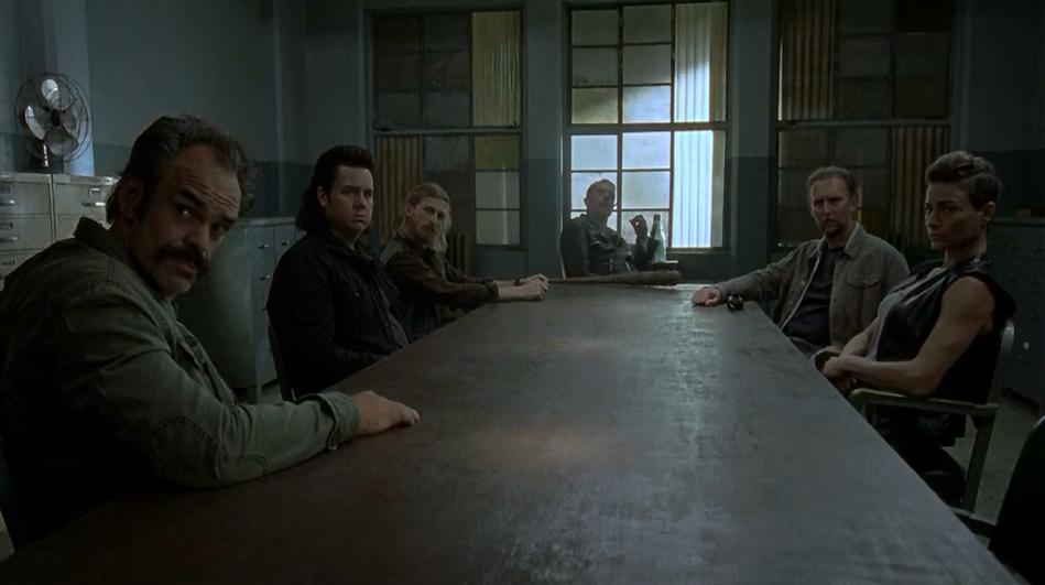 Negan's Inner Circle (TV Series)