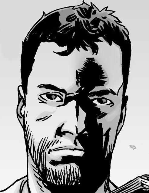 Harlan Carson (Comic Series)