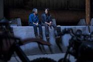 9x01 Carol and Daryl