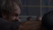 Simon and Negan Fistfight 3 S8E15