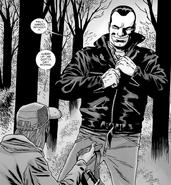 Issue 153 - Negan & Brandon (1)