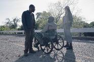 4x11 Morgan, Wendell and Sarah 3