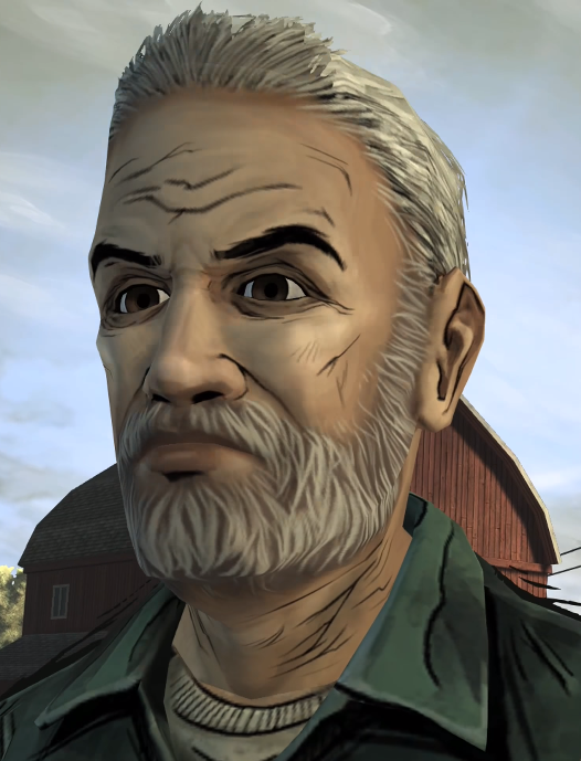 Hershel Greene (Video Game)