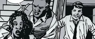 Michonne's Group (Comic Series)