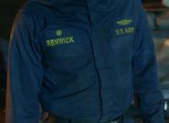 Renwick's uniform, FTWD