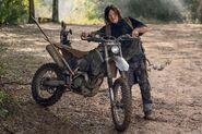10x21 Daryl and Bike