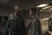 5x01 Morgan and Max