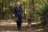 10x21 Dog and Carol