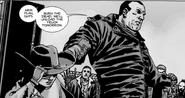 Issue 105 Negan 1