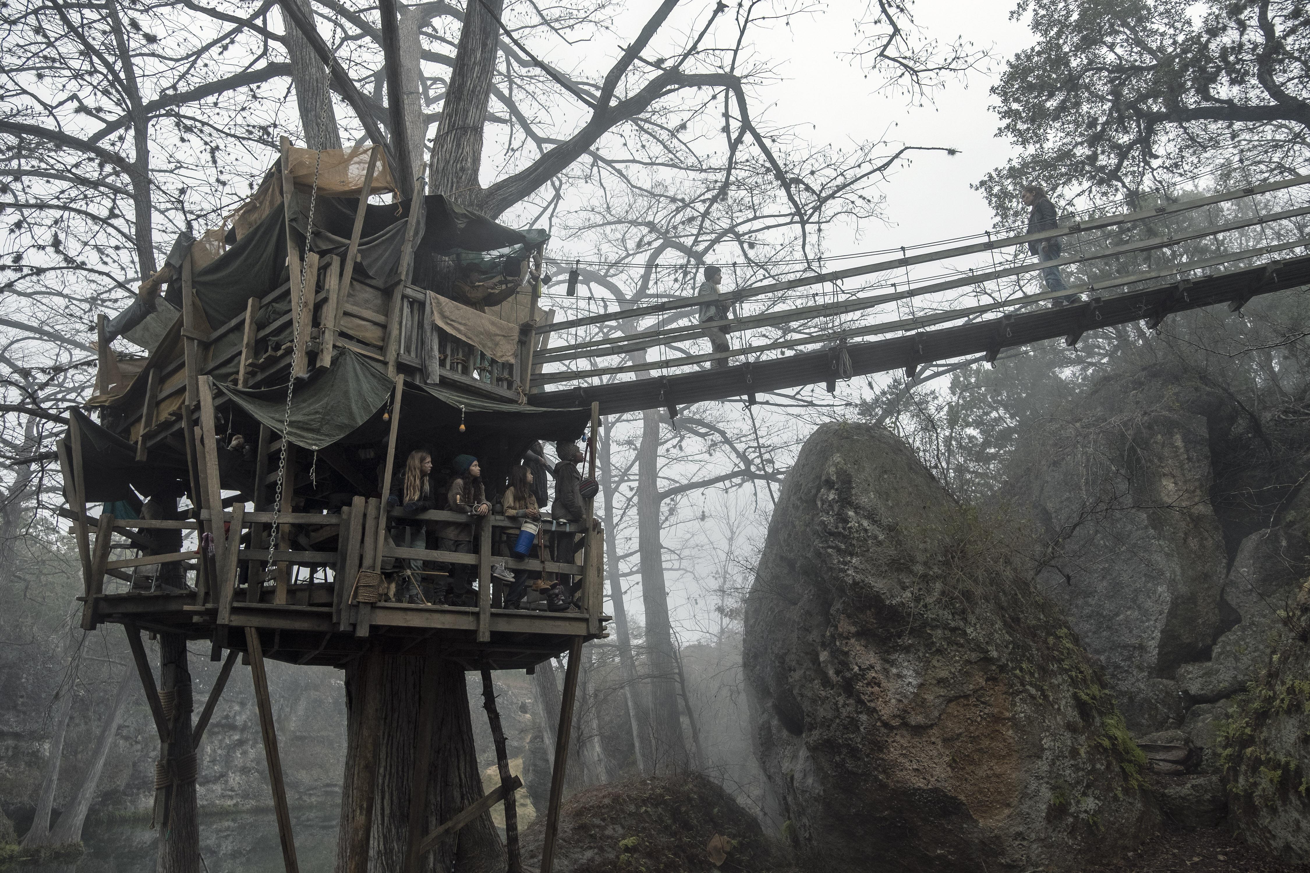 Treehouse (Fear)