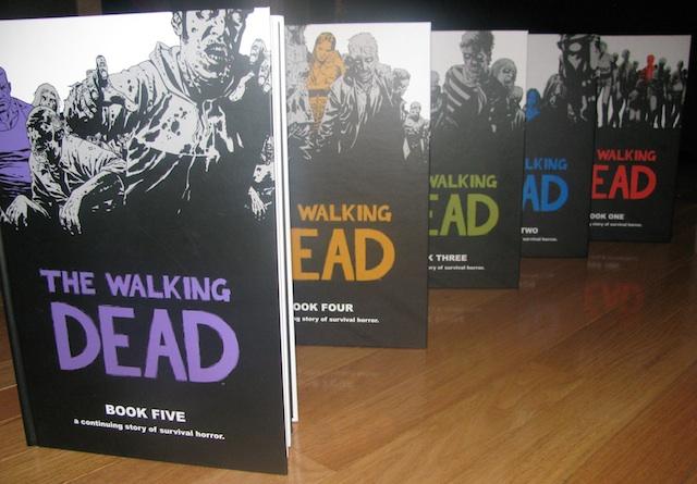 The Walking Dead Hardcovers Walking Dead Wiki Fandom