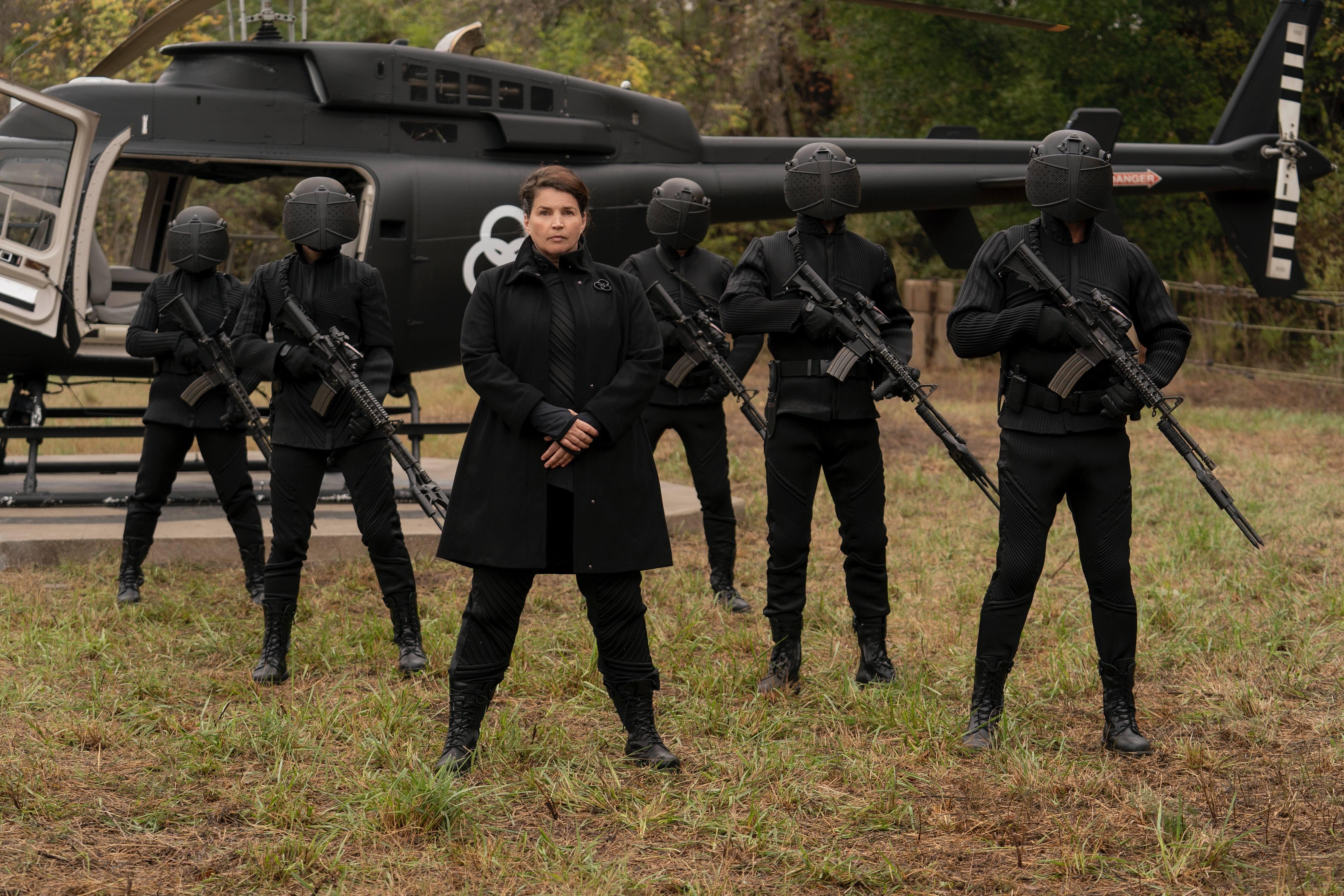 Civic Republic Military