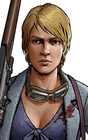 Holly (Road to Survival)