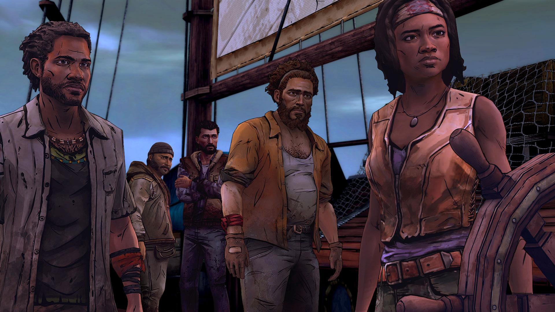 The Companion Crew (Video Game)