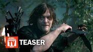 The Walking Dead Season 10 Teaser 'Silence' Rotten Tomatoes TV