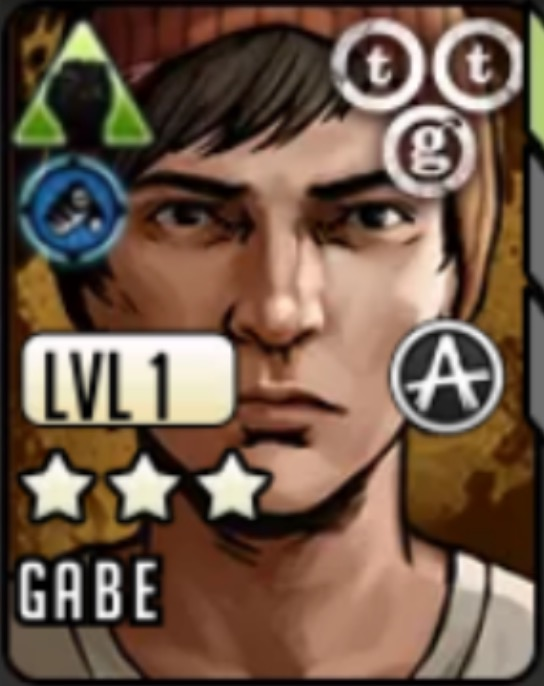 Gabriel García (Road to Survival)