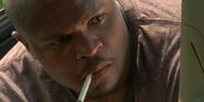 T-Dog , cigarette