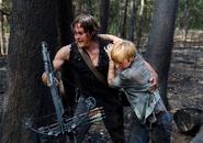 AMC 606 Daryl Helping Tina