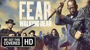 FEAR THE WALKING DEAD Season 4 Official Trailer HD Lennie James, Kim Dickens, Frank Dillane