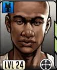 Carter (Road to Survival)