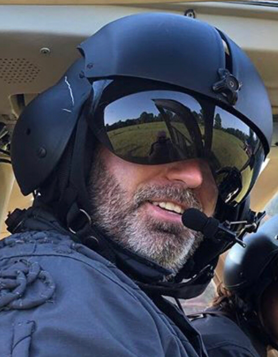Helicopter Pilot (TV Series)