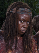 609 Michonne Camouflage