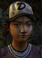 IHW Clem Angry look