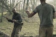 5x02 Morgan vs Walker