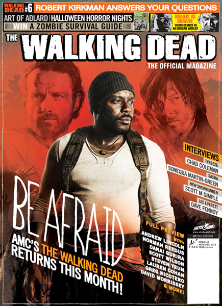 The Official Magazine (Issue 6)