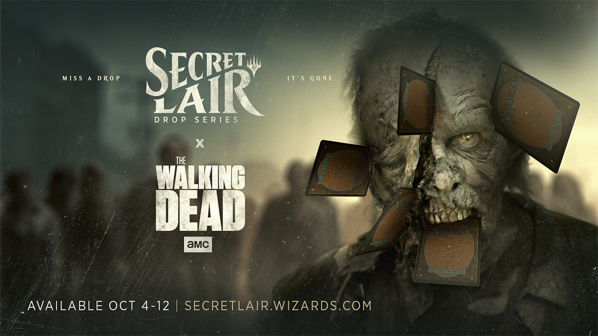 Secret Lair x The Walking Dead