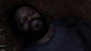 FG Tyreese corpse flashback