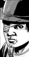 Issue 105 Carl Angry